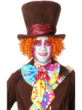 Adult Mad Hatter Wig For Adults