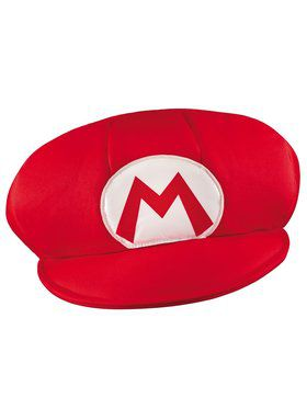 Adult Mario Bros Hat