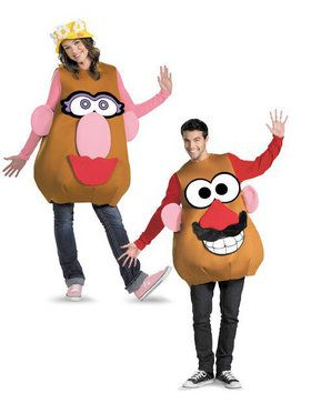 Adult Mister Or Ms. Potato Head Costume