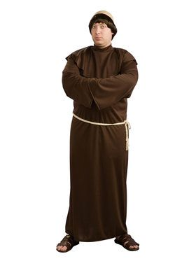 Monk Robe Costume