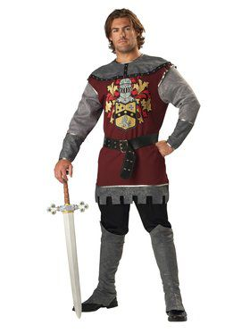 Adult Noble Knight Costume  sc 1 st  Wholesale Halloween Costumes & Renaissance Halloween Costumes at Low Wholesale Prices