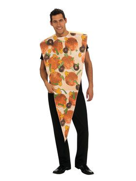 Full Body Pizza Slice Costume