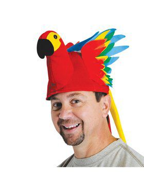 Plus Parrot Adult Hat