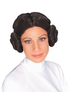 Adult Princess Leia Wig For Adults