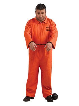 Prisoner Costume for Adults