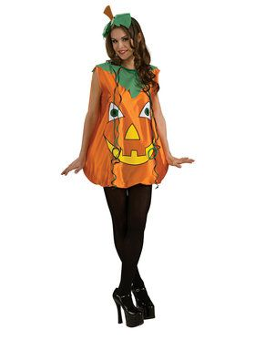 Pumpkin Pie Dessert Costume