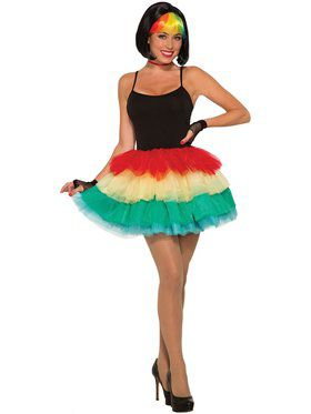 Rainbow Tutu for Adults