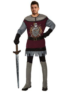 Regal Knight Adult Costume