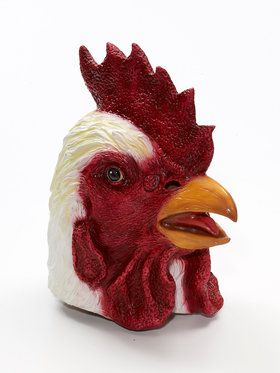 Adult Rooster Mask For Adults