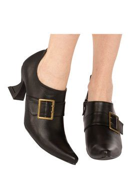 Samantha Witch Heels for Adults