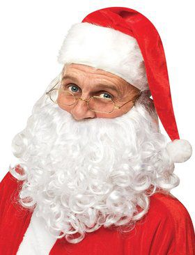 Adult Santa Accessory Kit For Adults