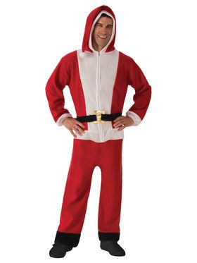 Adult Santa Jumper