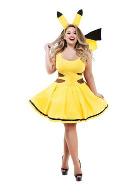 Catch Me Honey Adult Plus Costume