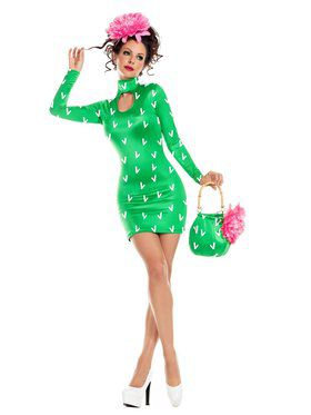 Prickly Pear Adult Costume
