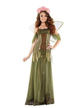 Rose Adult Fairy Princess Costume