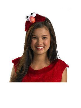 Adult Sesame Street Elmo Headband