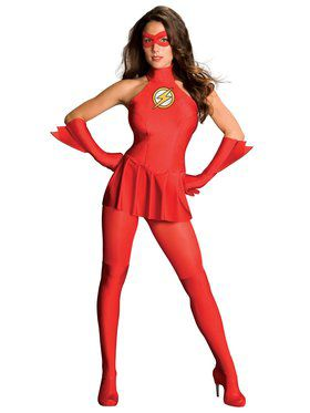 Adult Sexy the Flash Costume