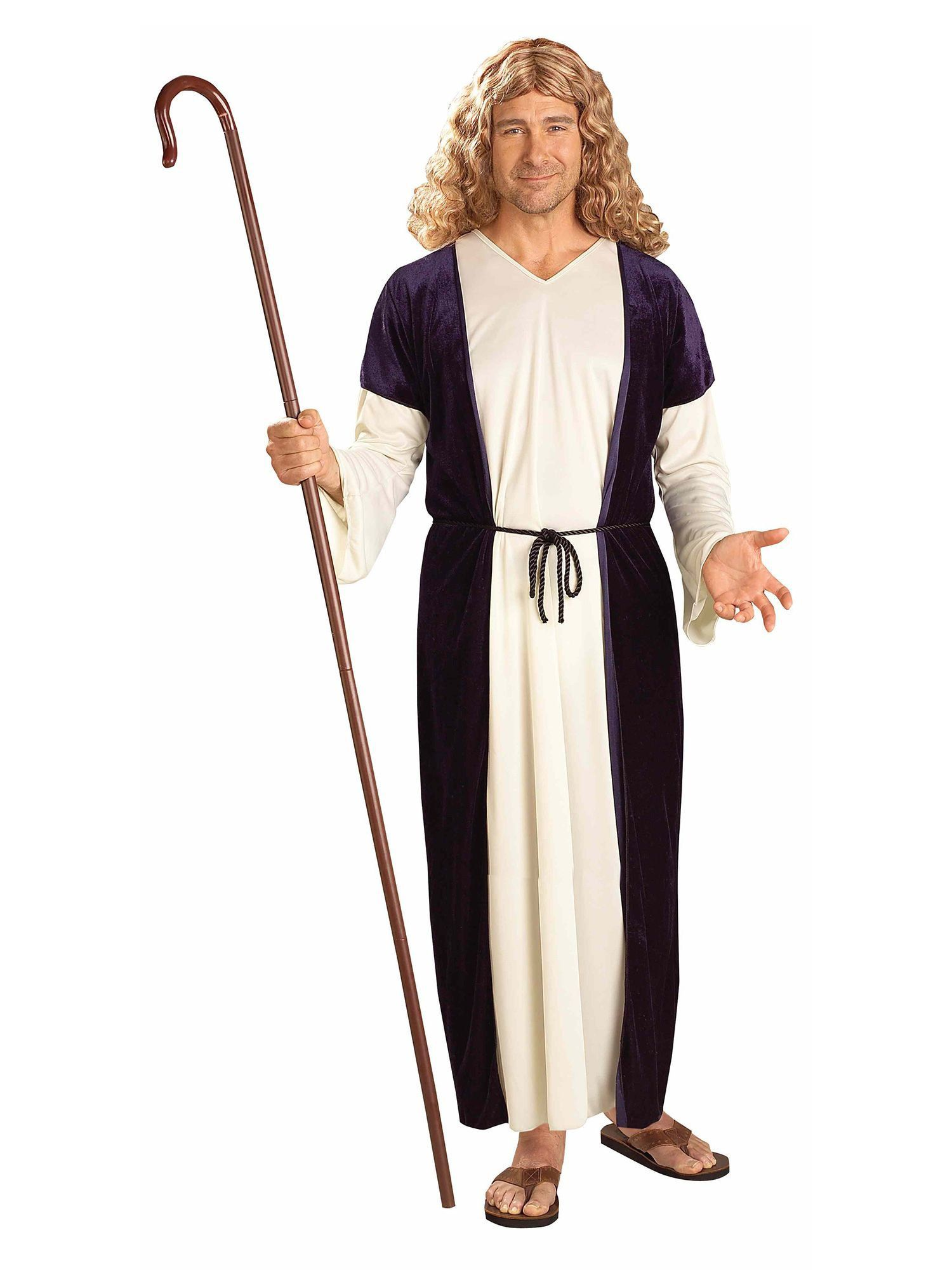 Adult shepherd costume wholesale biblical mens costumes adult shepherd costume solutioingenieria Choice Image