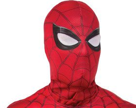 Adult Spiderman Hood For Adults