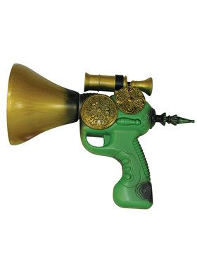 Steampunk Funnel Trigger Gun For Adults