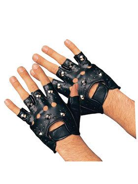 Studded Gloves for Adults