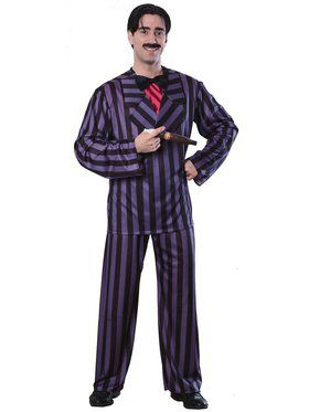 Adult the Addams Family Gomez Costume