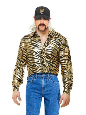Tiger Trainer Mens Costume for Adults