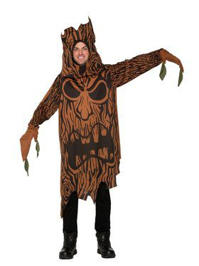 Tree Tunic Costume for Adults