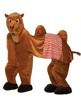 Two Man Camel Adult Costume