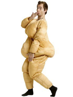 Adult Unisex Fat Suit