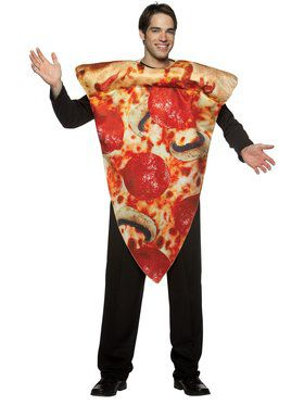 Adult Unisex Pizza Slice Costume