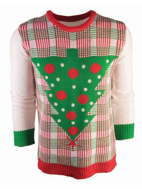 Adult Classic Upside Down Tree Ugly Sweater
