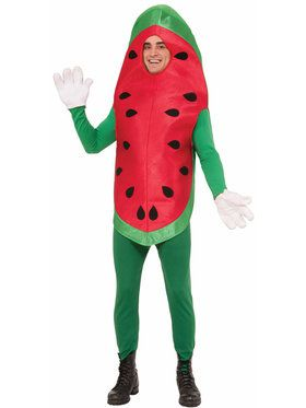 Adult Watermelon Costume For Adults