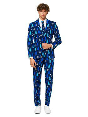 Adult Winter Woods Opposuit for Men