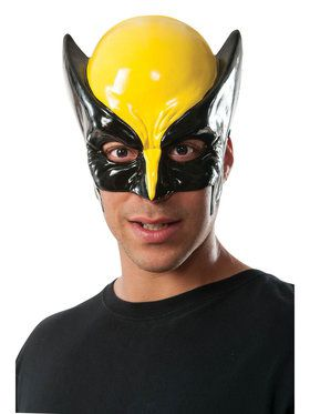 X Men Adult Wolverine Mask
