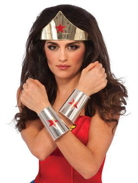 Adult Wonder Woman Costume Kit For Adults