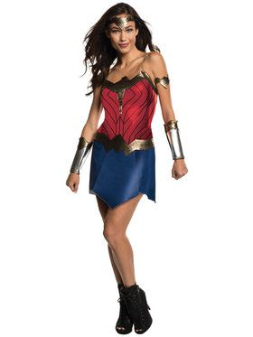 Wonder Woman Justice League Adult Costume
