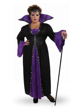 Adult XXXL Sorceress Costume - Plus Size