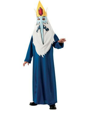 Adventure Time Ice King Men's Costume