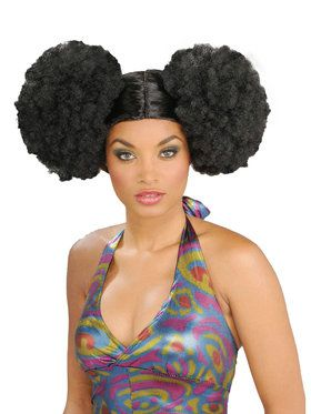 Afro Puff Wig Accessory