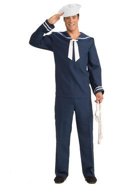Ahoy Matey Costume For Adults