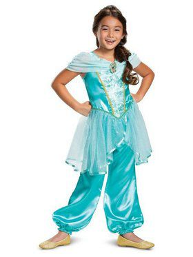 Aladdin Princess Jasmine Classic Toddler Costume