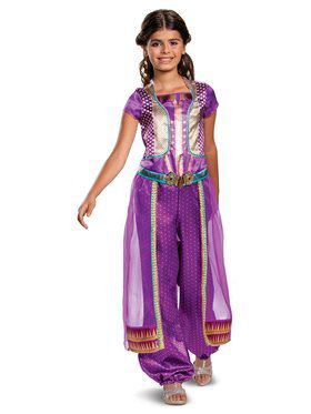 Jasmine Purple Classic Toddler