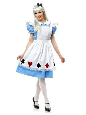 Women's Storybook Alice Costume