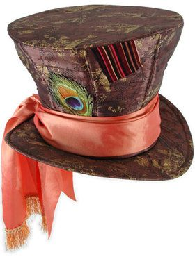 Alice in Wonderland Movie - Mad Hatter Hat For Children