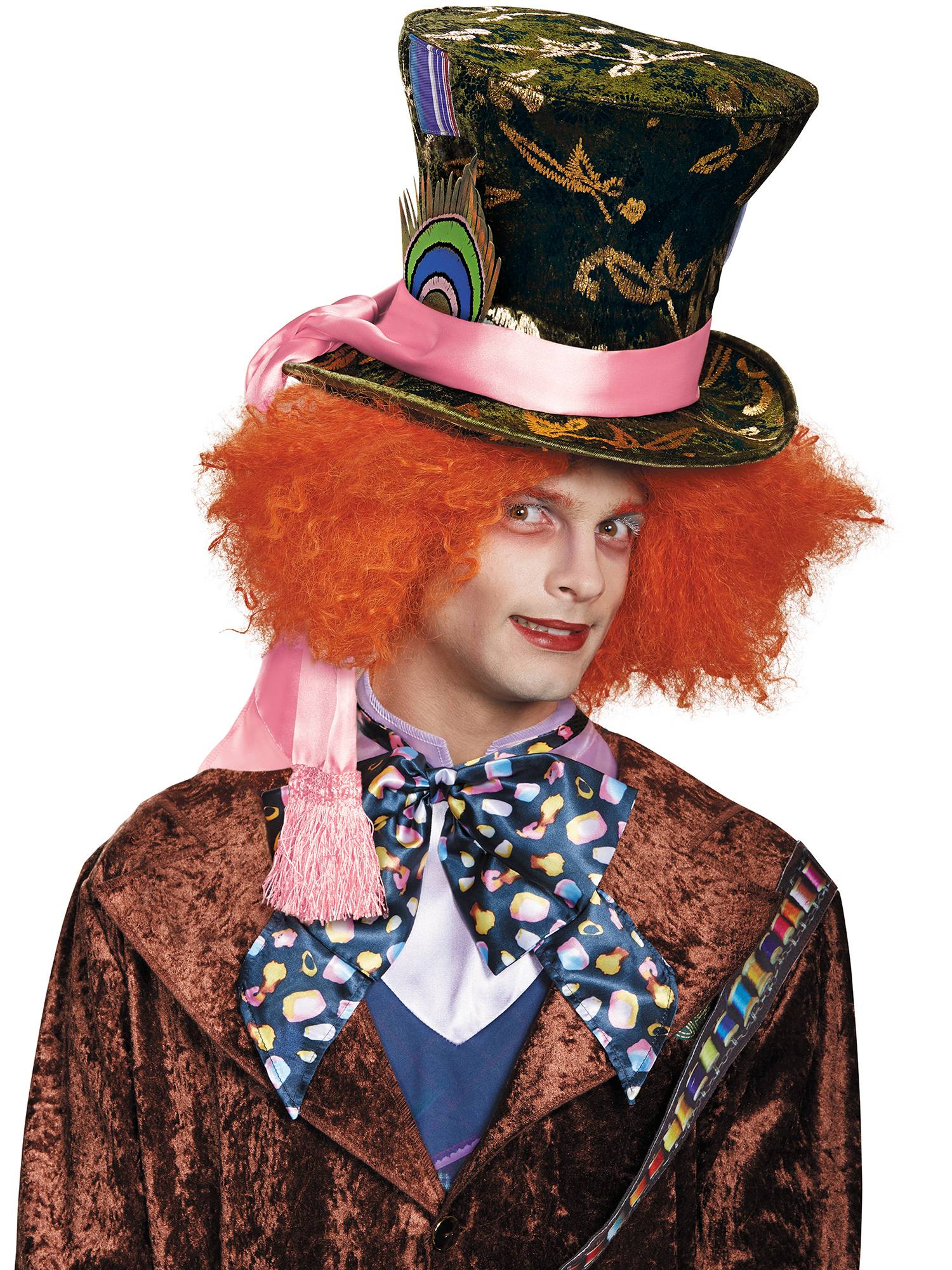 Disguise Inc Adult Mad Hatter Hat