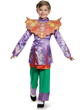 Alice Through The Looking Glass - Alice Asian Look Classic Costume Toddler