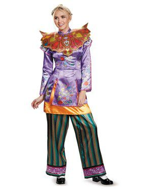 Alice Through The Looking Glass Alice Asian Look Deluxe Adult Costume
