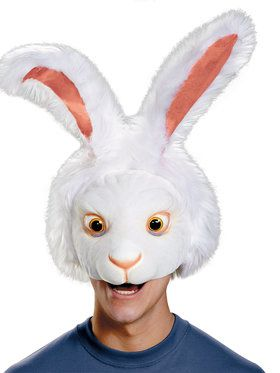 Alice Through Thee Looking Glass White Rabbit Adult Headpiece