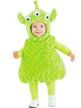 Alien Costume for Toddlers